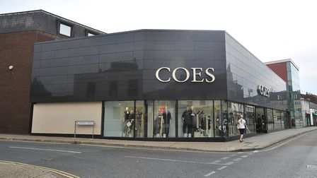 Coes flagship Ipswich store on Norwich Road. Picture: LUCY TAYLOR