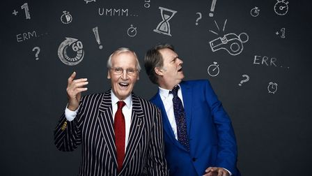 Just A Minute with Nicholas Parsons, Paul Merton. The series continues to evolve with new players.