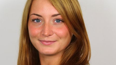 Charlotte Ashworth, UK sales executive for Muntons Ingredients division Picture: ANDY JANES