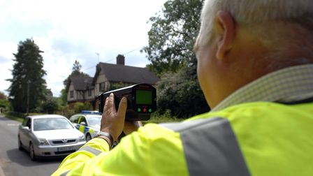 If successful, the pilot could be rolled out further to replace volunteers with handheld speed guns