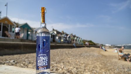 Adnams Longshore Vodka has scooped an award Picture: SARAH GROVES