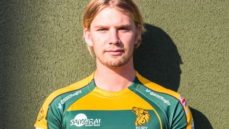 New Bury St Edmunds Rugby Club signing Cameron Richie. Picture: BSE RUGBY