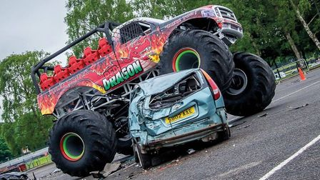 There's lots to see and do at Festival of Wheels, Trinity Park, Ipswich, August 4-5 Picture: MOTORSH
