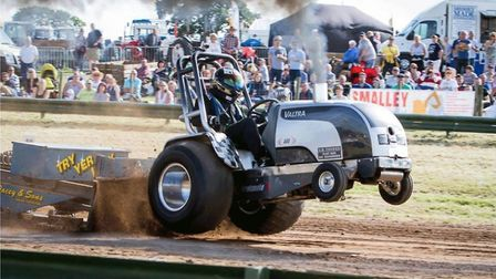 the Festival of Wheels IS coming to Trinity Park in Ipswich Picture: MOTOR SHOW EVENTS LTD