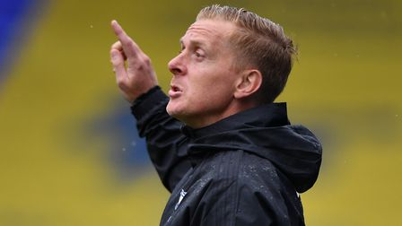 Garry Monk has had a difficult summer in charge of Birmingham. Picture: PA