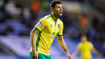 Bolton have signed Yanic Wildschut on loan from Norwich. Picture: PA