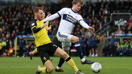 Patrick Bamford has swapped Middlesbrough for Leeds. Picture: PA