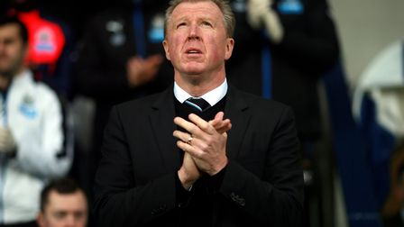 Steve McLaren is now in charge of Queens Park Rangers. Picture: PA