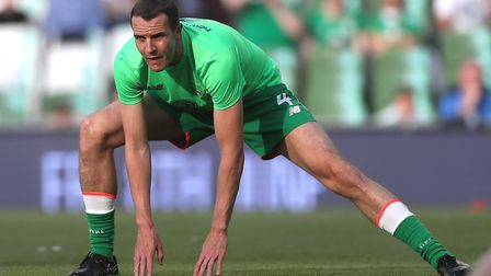 Experienced defender John O'Shea has joined Reading after leaving Sunderland. Picture: PA
