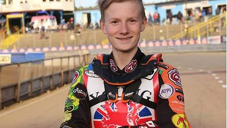 Drew Kemp was in superb form for the Mildenhall Fen Tigers. Picture: CAROL DOWNIE