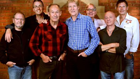 Paul Jones and The Manfreds Picture: CONTRIBUTED