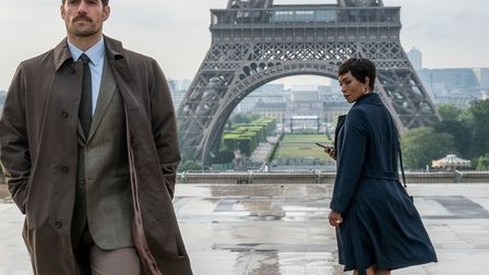 Mission Impossible - Fallout. Pictured: Henry Cavill as August Walker and Angela Bassett as Erica Sl