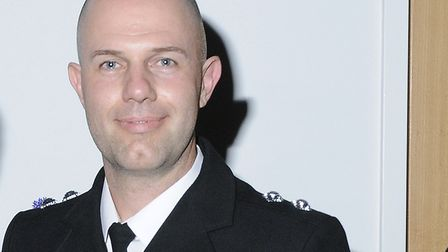 Inspector Anthony Bridgland Picture: NORFOLK CONSTABULARY
