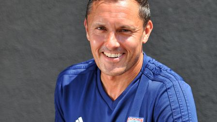Paul Hurst was appointed Ipswich Town boss just days after his Shrewsbury Town side had lost in the
