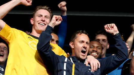 Paul Hurst transformed Shrewsbury Town from relegation favourites to play-off finallists in the spac