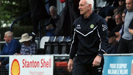 Paul Smith, has stepped down from Walsham after 18 years as manager Photo: ANDY ABBOTT
