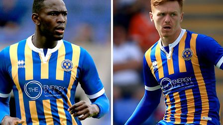 Toto Nsiala and Jon Nolan have put in transfer requests following offers from Ipswich Town. Picture: