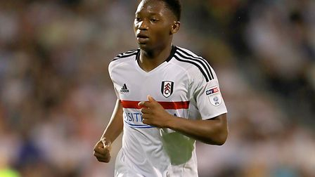 Ipswich Town are set to sign Tayo Edun on loan from Fulham. Photo: PA