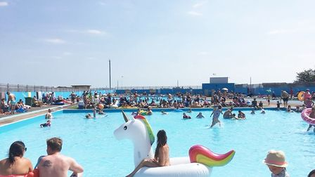 Brightlingsea Lido. Picture: Will Jenkins