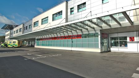 Broomfield Hospital in Chelmsford Picture: MID ESSEX HOSPITALS NHS TRUST
