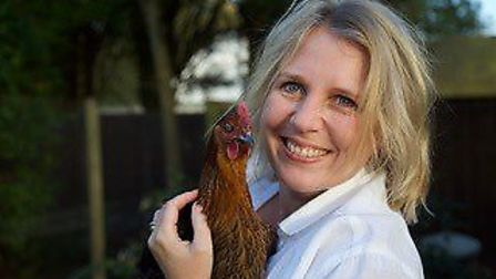 Author Tessa Allingham has launched a new book, Suffolk Feast: One County, Twenty Chefs Picture: PHI