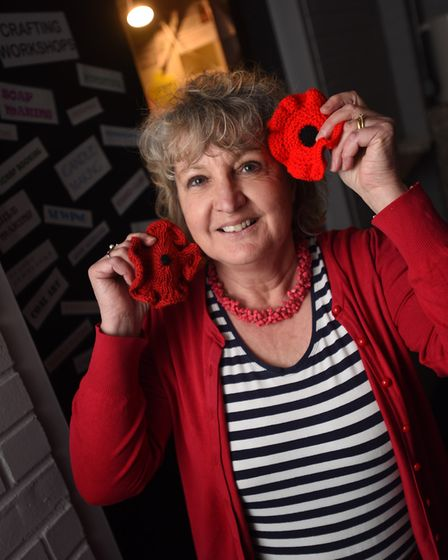 Sudbury Town Council is working with the local Royal British Legion and the local community to creat