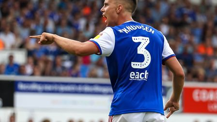 Jonas Knudsen looks set to stay at Ipswich Town following transfer interest from Middlesbrough and A