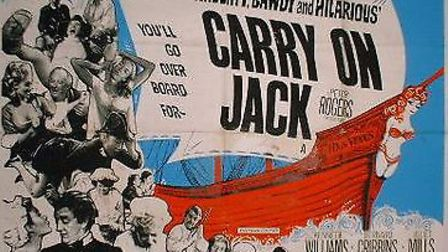 Carry On Jack film poster