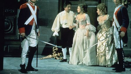 Carry On Don't Lose Your Head-- starring Sid James Charles Hawtrey Joan Sims Jim Dale Kenneth Willia