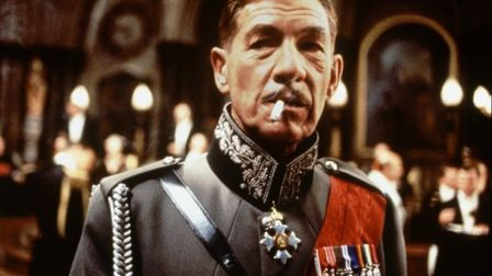 Sir Ian McKellen as a Nazi-like Richard III in an innovative re-staging of the Shakespeare classic.