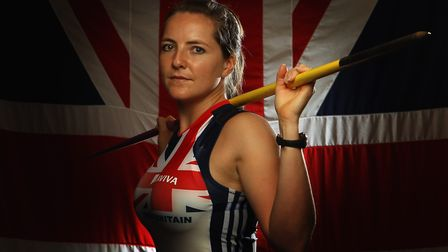 Goldie Sayers retired in 2017. Picture: PA SPORT