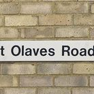St Olaves Road in Bury St Edmunds. Picture: ARCHANT LIBRARY