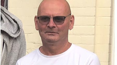 Terry Willgoss went missing from Lowestoft Picture: SUPPLIED BY SUFFOLK POLICE