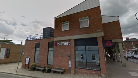 The former Natwest bank in Woodbridge Picture: GOOGLE MAPS