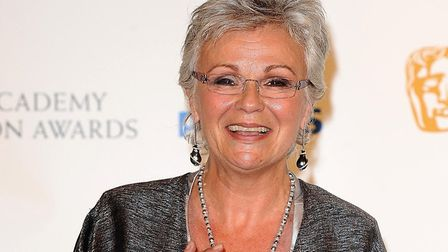 Julie Walters is Rosie Mulligan, one of Donnas friends and former bandmates in Donna and the Dynamo