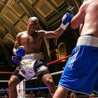 Fabio Wardley - a disappointment for him on Saturday after his opponent pulled out of their fight Pi