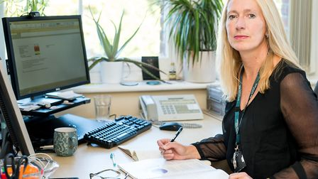 Julie Cave, NSFT managing director Picture: NSFT