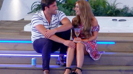 The RSPB is backing Jack and Dani to win Love Island Picture: ITV