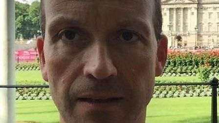 Keith Anderson, 51, has gone missing from Ipswich Picture: SUFFOLK POLICE