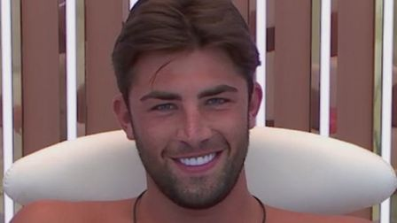 Love Islander Jack Fitcham will be heading to Ipswich Picture: ITV