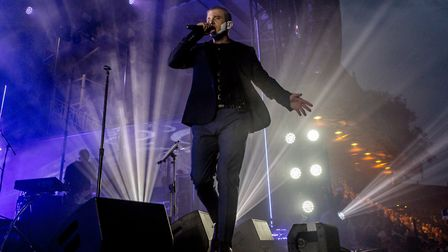 Plan B performing at Newmarket Nights Picture: ON TRACK MEDIA