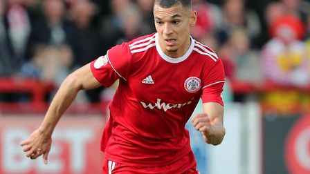 Ipswich Town are one of several Championship clubs interested in Accrington Stanley striker Kayden J