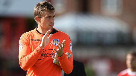 Sam Walker, who turned down the offer of a new deal at Colchester, recently signing a three-year dea