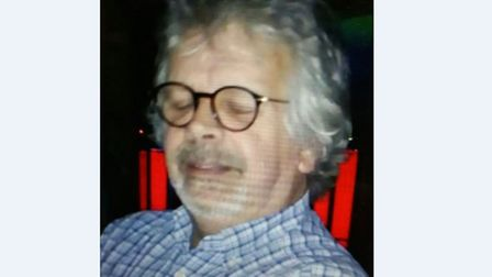 Police are looking for missing man Graham Westrope, 63, from Bulmer Picture: ESSEX POLICE
