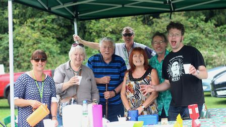 A Holywells Park fun day. Picture: ROSS HALLS