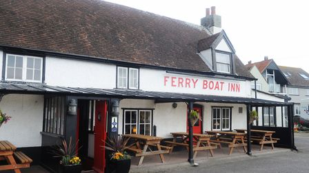The Ferry Boat Inn Picture: LUCY TAYLOR