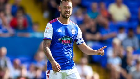 Luke Chambers has insisted it's impossible to predict what will happen in the Championship. Pictu