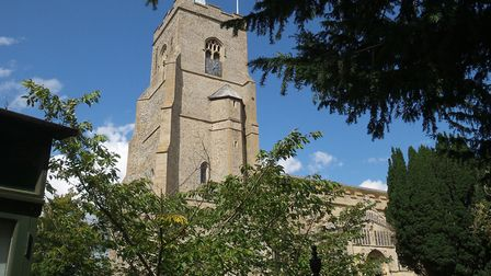 St Peter and St Paul's Church in Bardwell has been awarded more than �50,000 in grants Picture: ANDR