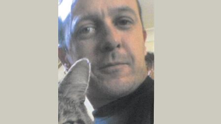 Missing person David Dyer Picture: SUFFOLK POLICE