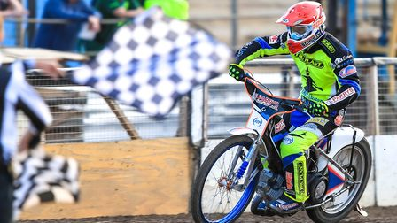 Rory Schlein played a vital role for the Ipswich Witches. Picture: STEVE WALLER